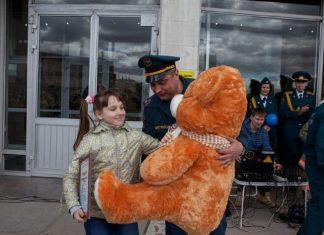 школьница спасла ребенка