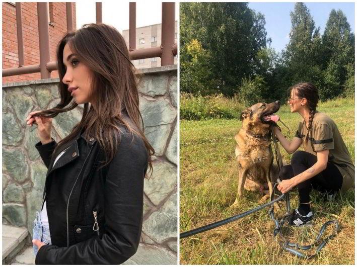 Вопрос о том, почему она занимается бездомными животными, сибирячка считает странным