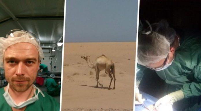 Хирург Павел Усанин отправился в отпуск в Йемен, где спасал людей, подорвавшихся на минах и получивших огнестрельные ранения