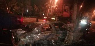 Байкеры оказали помощь пострадавшим в аварии